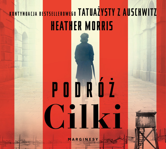 okładka Podróż Cilki, Audiobook | Heather  Morris