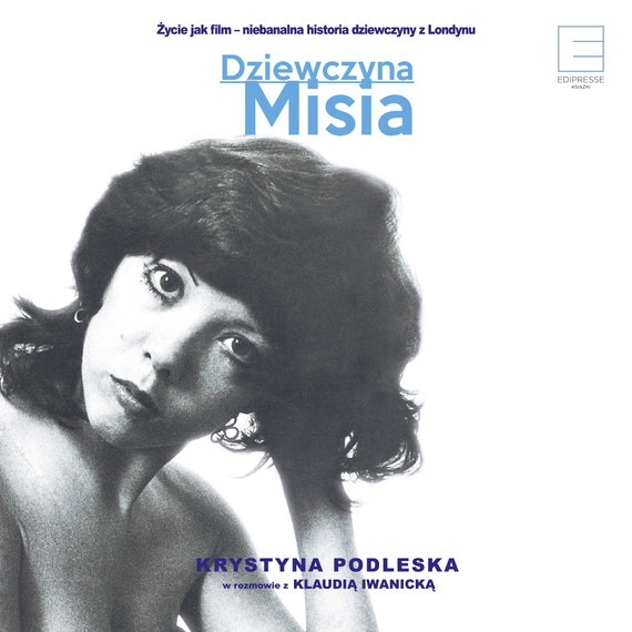 okładka DZIEWCZYNA MISIA, Audiobook | Klaudia Iwanicka, Krystyna Podleska