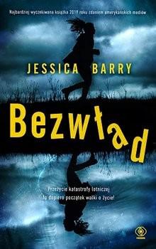okładka Bezwład, Książka | Jessica Barry
