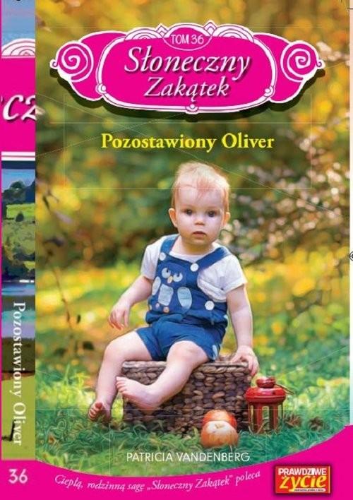 okładka Słoneczny Zakątek Tom 36 Pozostawiony Oliwier, Książka | Vandenberg Patricia