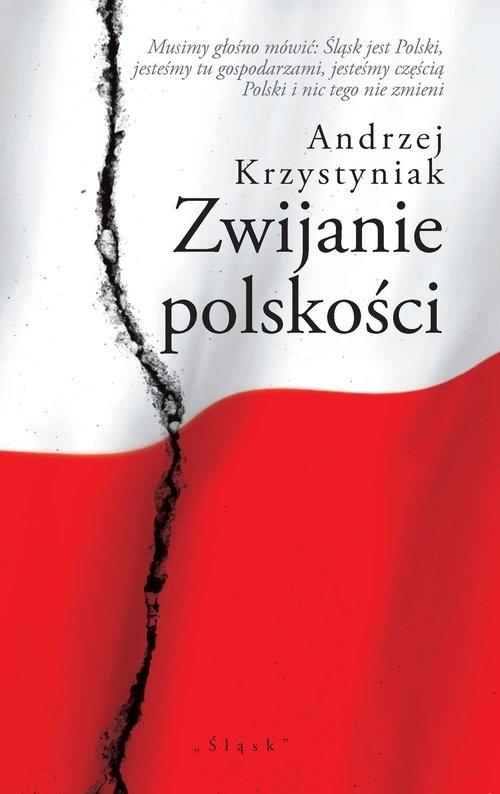 okładka Zwijanie polskości, Książka | Krzystyniak Andrzej