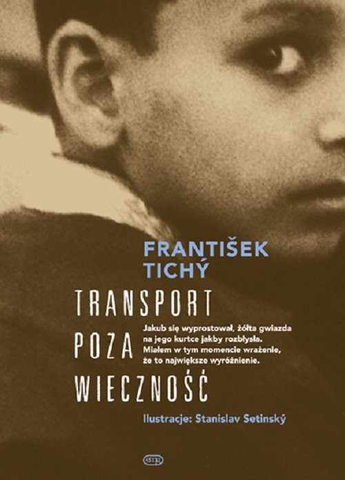 okładka Transport poza wieczność, Książka | Tichy Frantisek