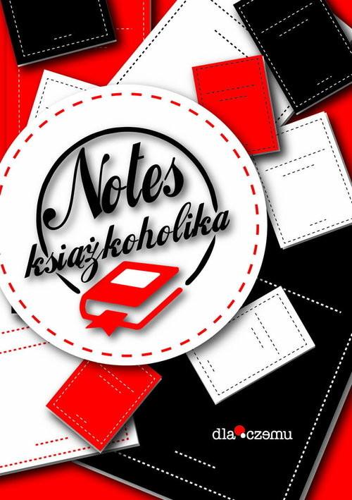 okładka Notes książkoholika, Książka | Nowicka-Bala Anna
