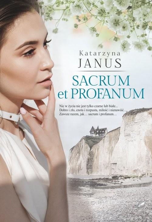 okładka Sacrum et profanum, Książka | Katarzyna Janus