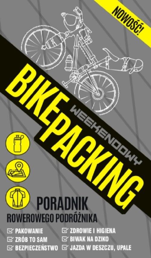 okładka Weekendowy bikepacking, Książka | Frankowski P.