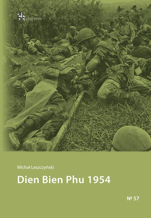 okładka Dien Bien Phu 1954, Książka | Leszczyński Michał