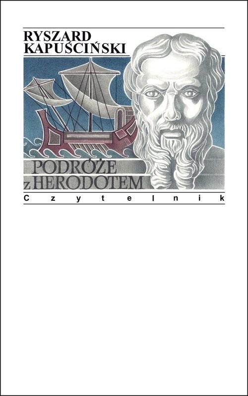 okładka Podróże z Herodotemksiążka      Ryszard Kapuściński