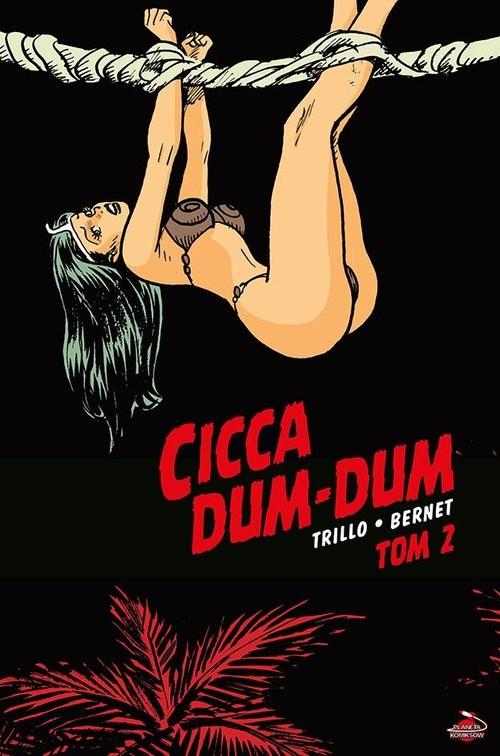okładka Cicca Dum-Dum 2, Książka | Trillo Carlos