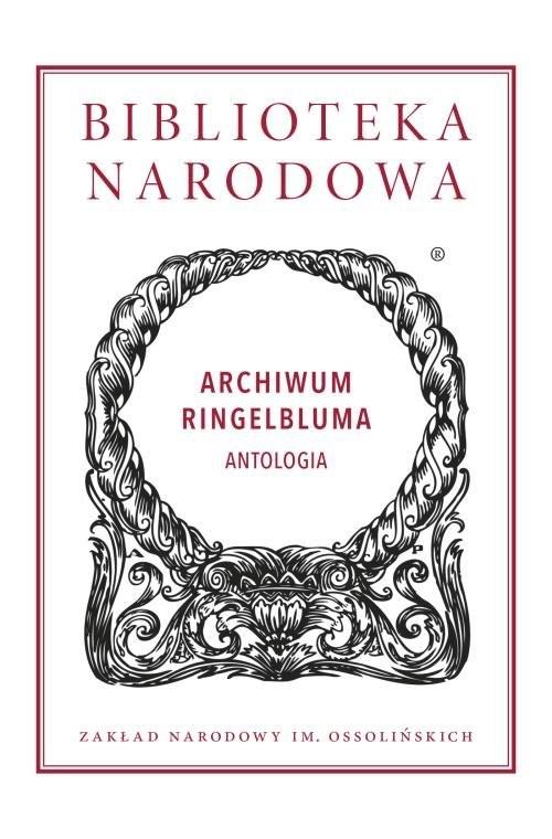 okładka Archiwum Ringelbluma, Książka |