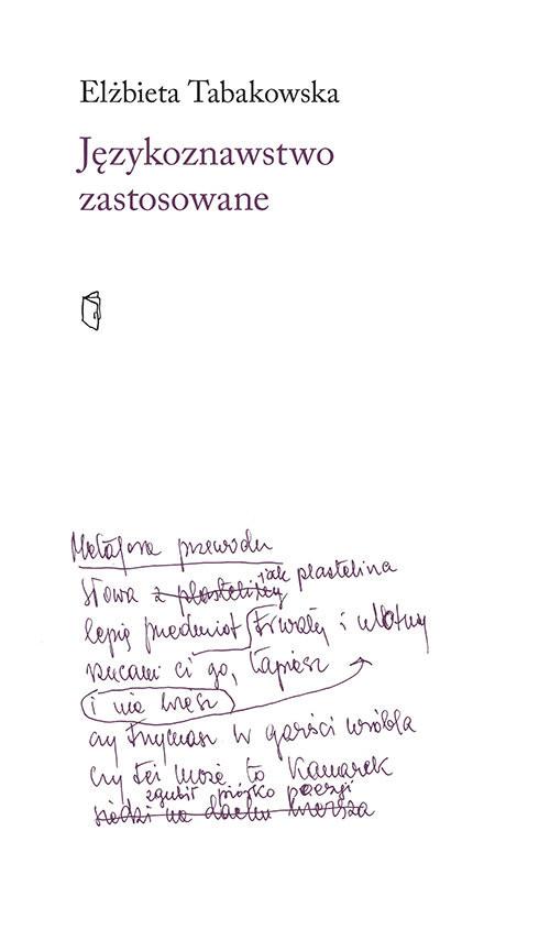 okładka Językoznawstwo zastosowane, Książka | Tabakowska Elżbieta