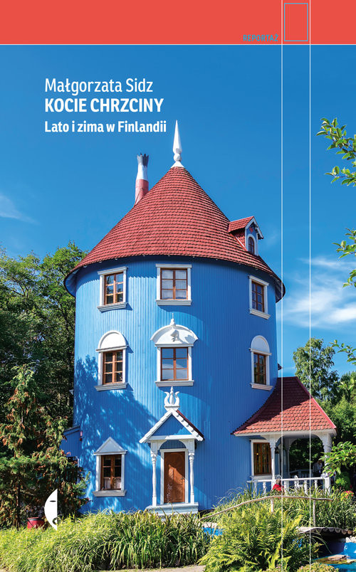 okładka Kocie chrzciny Lato i zima w Finlandii, Książka | Małgorzata Sidz