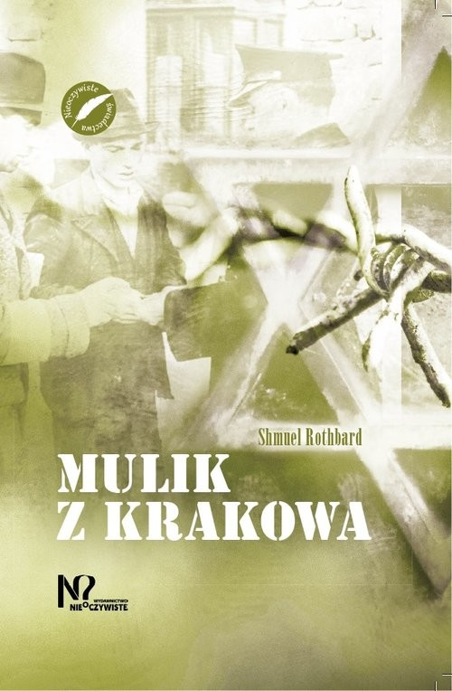 okładka Mulik z Krakowa, Książka | Rothbard Shmuel