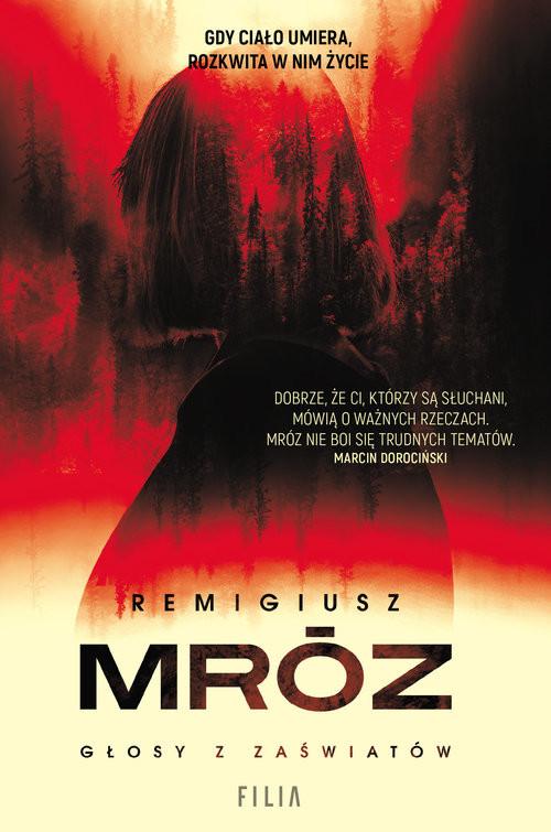okładka Głosy z zaświatówksiążka      Remigiusz Mróz