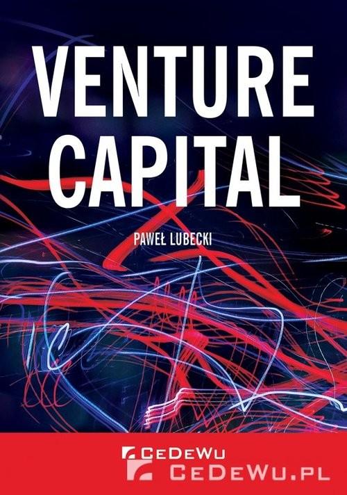 okładka Venture Capital, Książka | Lubecki Paweł