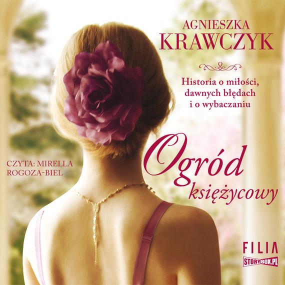 okładka Magiczne miejsce. Tom 3. Ogród księżycowy, Audiobook | Agnieszka Krawczyk