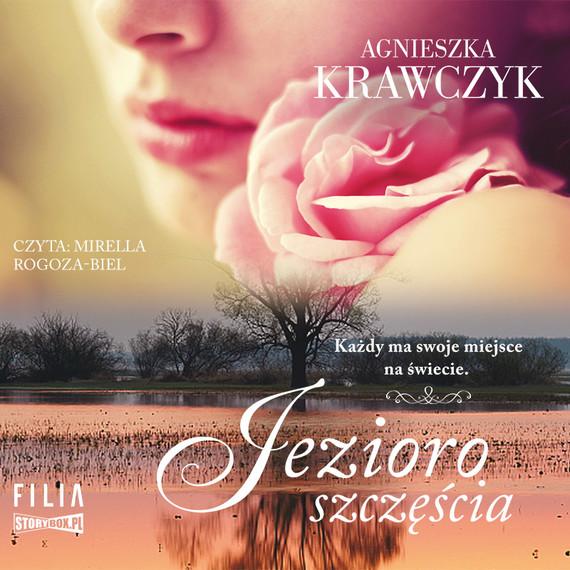 okładka Magiczne miejsce. Tom 4. Jezioro szczęścia, Audiobook | Agnieszka Krawczyk