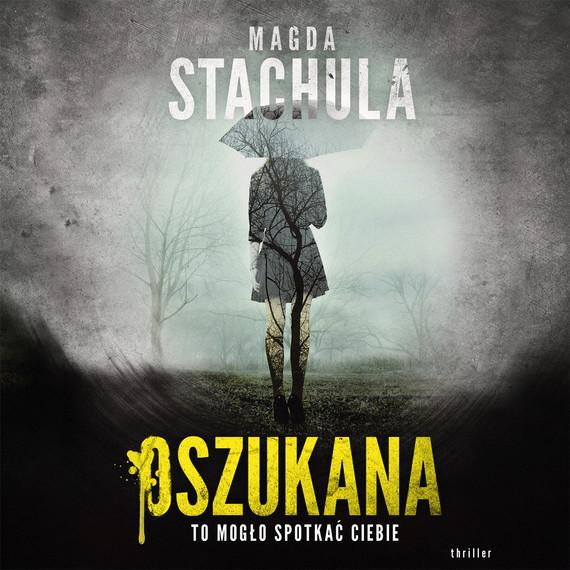 okładka OSZUKANAaudiobook   MP3   Magda Stachula