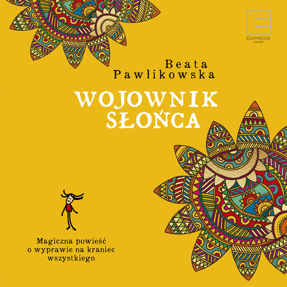 okładka WOJOWNIK SŁOŃCAaudiobook | MP3 | Beata Pawlikowska