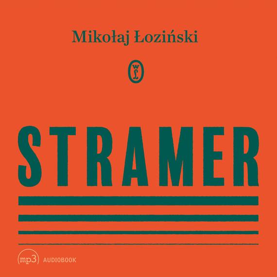 okładka Strameraudiobook | MP3 | Mikołaj Łoziński