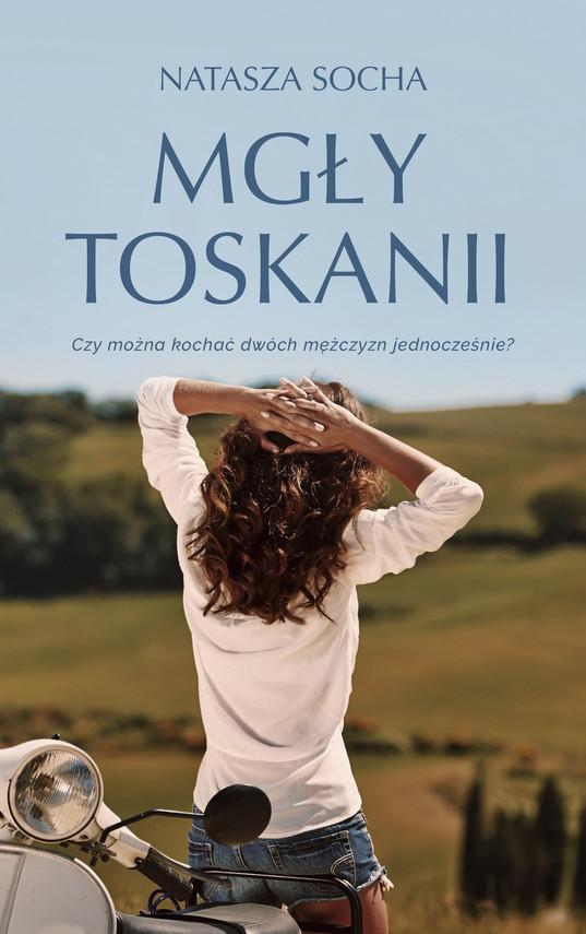 okładka MGŁY TOSKANII, Audiobook | Natasza  Socha