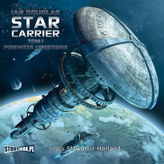 okładka Star Carrier. Tom Iaudiobook | MP3 | Ian Douglas