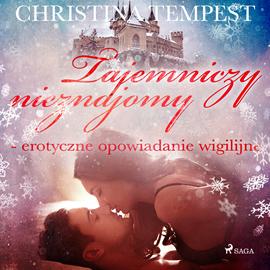 okładka Tajemniczy nieznajomy. Erotyczne opowiadanie wigilijneaudiobook | MP3 | Tempest Christina
