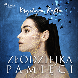 okładka Złodziejka pamięciaudiobook   MP3   Krystyna Kofta
