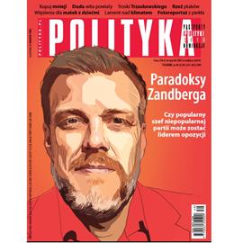 okładka AudioPolityka Nr 49 z 04 grudnia 2019 roku, Audiobook   Polityka