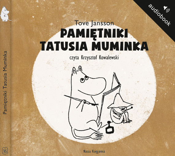 okładka Pamiętniki Tatusia Muminka, Audiobook | Tove Jansson