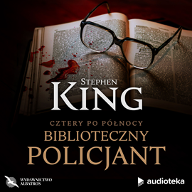 okładka Biblioteczny policjantaudiobook | MP3 | Stephen King