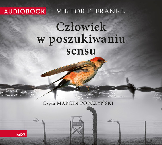 okładka Człowiek w poszukiwaniu sensuaudiobook | MP3 | Viktor E.  Frankl