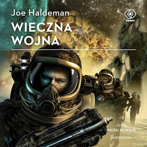 okładka Wieczna wojnaaudiobook | MP3 | Joe Haldeman