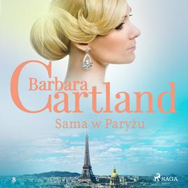 okładka Sama w Paryżu, Audiobook | Cartland Barbara
