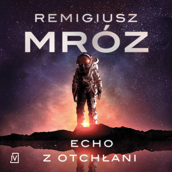 okładka Echo z otchłaniaudiobook   MP3   Remigiusz Mróz