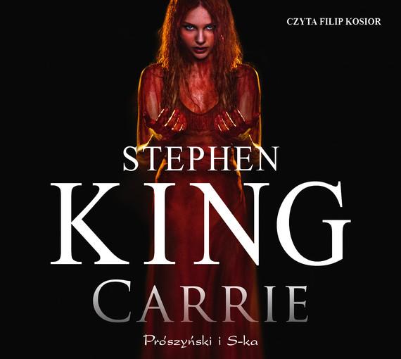 okładka Carrieaudiobook | MP3 | Stephen King