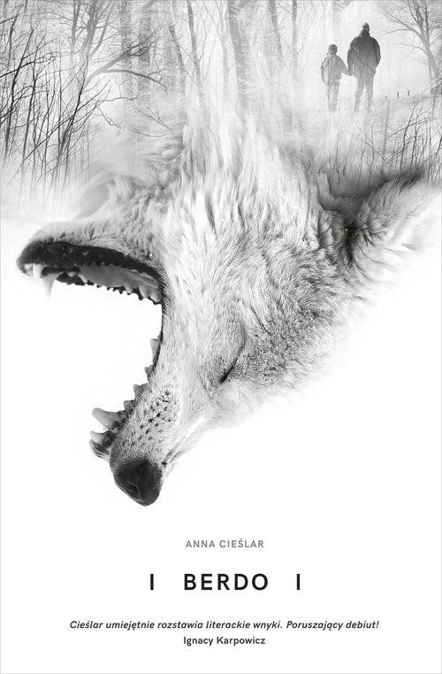 okładka Berdo, Książka | Cieślar Anna