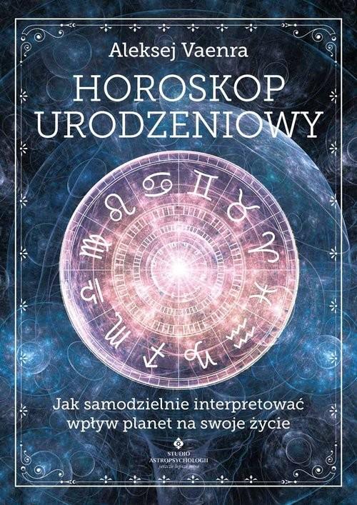 okładka Horoskop urodzeniowy, Książka | Vaenra Aleksej
