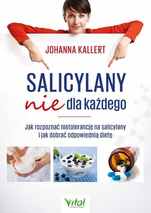 okładka Salicylany nie dla każdego, Książka | Kallert Johanna
