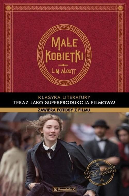 okładka Małe kobietki, Książka | May Louisa Alcott