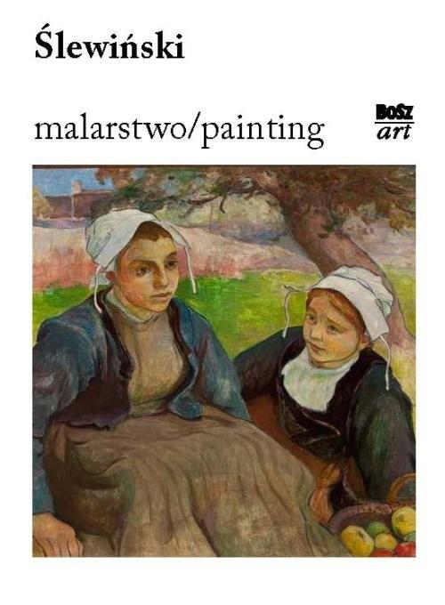 okładka Ślewiński. Malarstwo, Książka | Banach Wiesław