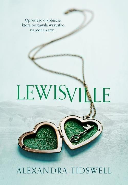 okładka Lewisville, Książka | Alexandra Tidswell