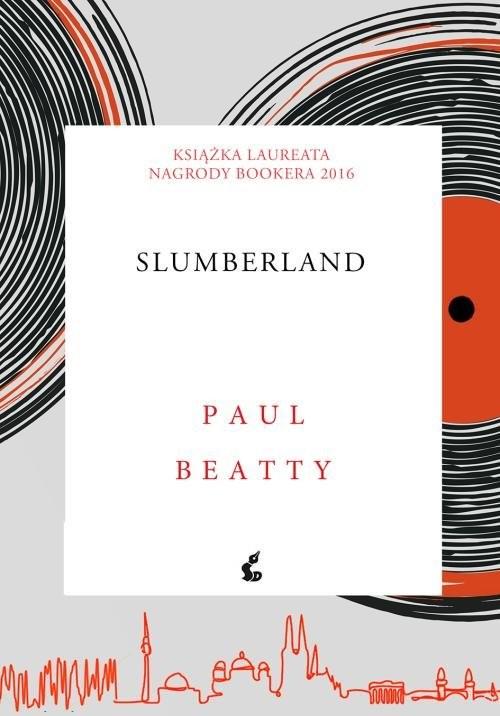 okładka Slumberland, Książka | Beatty Paul