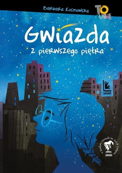 okładka Gwiazda z pierwszego piętra, Książka | Barbara Kosmowska