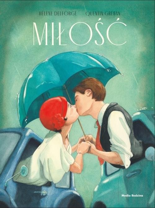 okładka Miłość, Książka | Delforge Helene