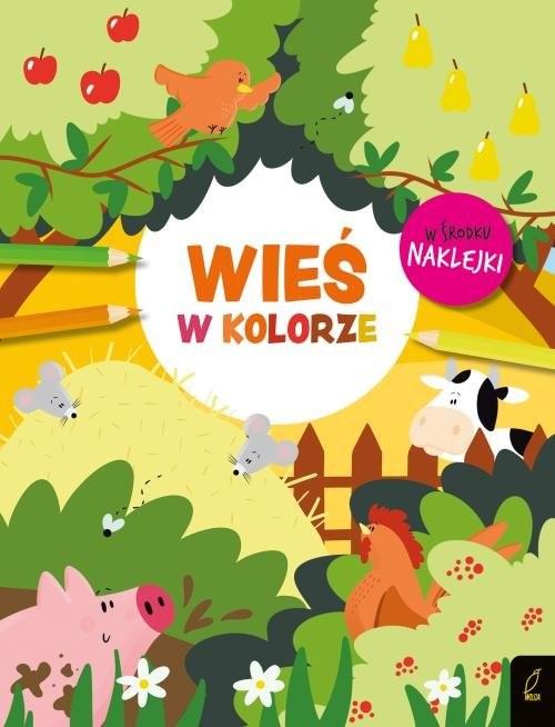okładka W kolorze Wieś, Książka |