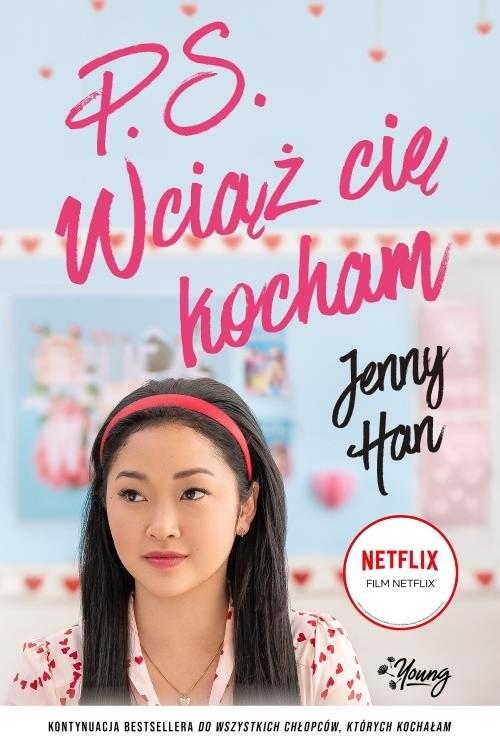 okładka P.S. Wciąż cię kocham, Książka | Jenny Han