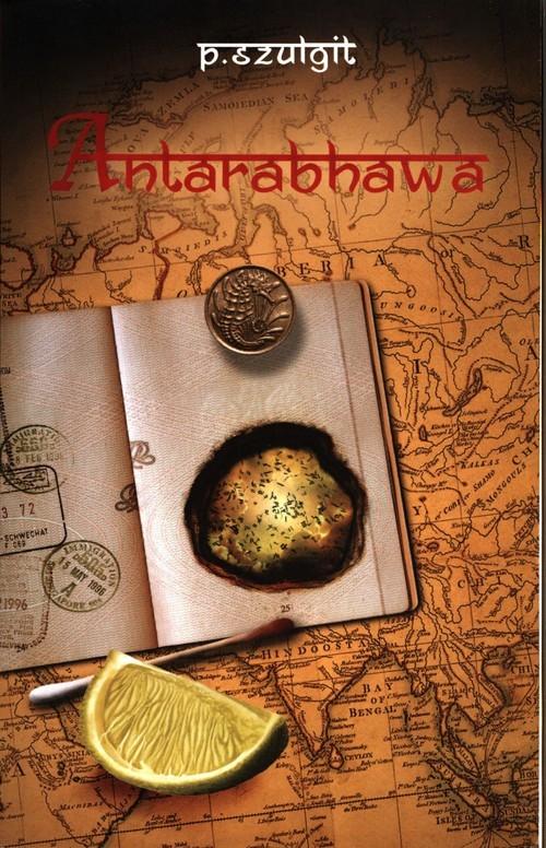 okładka Antarabhawa, Książka | Szulgit Przemysław