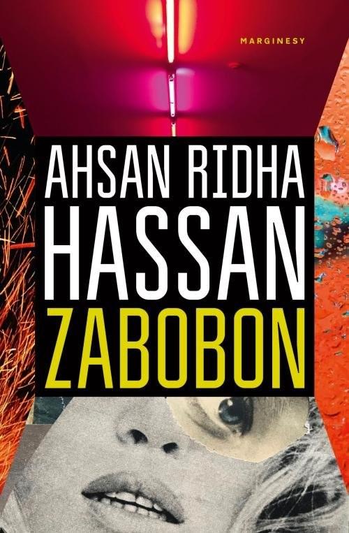 okładka Zabobonksiążka      Ahsan Ridha  Hassan