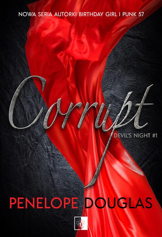 okładka Corrupt, Książka | Douglas Penelope