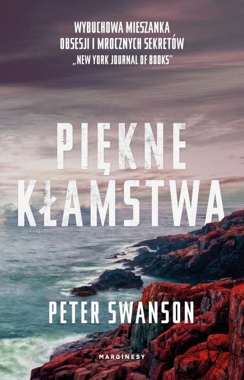 okładka Piękne kłamstwa, Książka | Peter Swanson